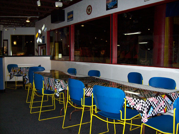 NASCAR Room