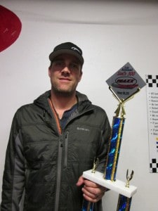 2nd Place-Mike Holden